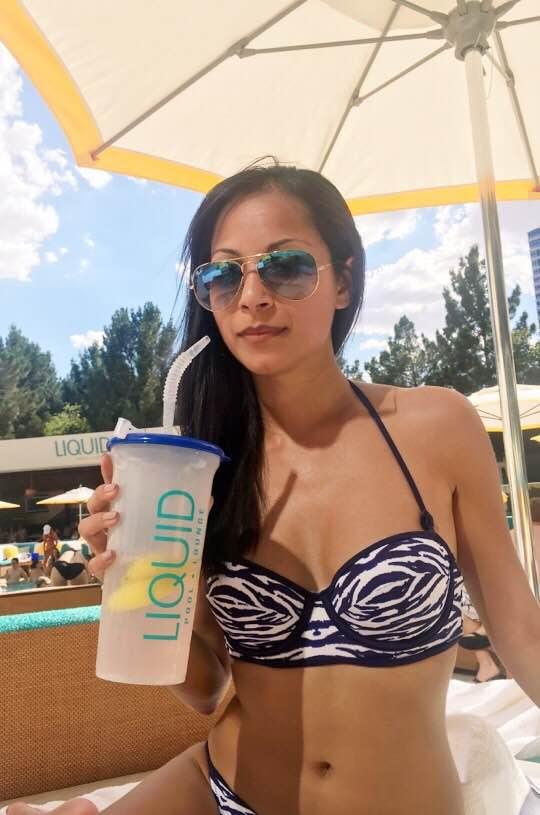 Liquid Pool | Aria Las Vegas