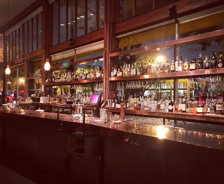 Zuni Cafe Bar
