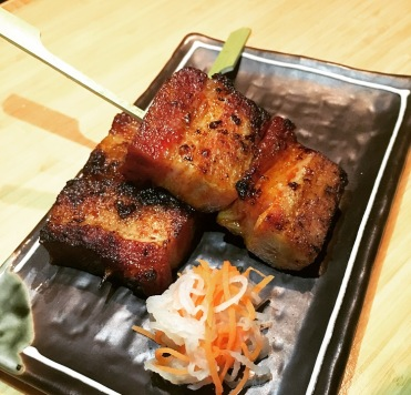 BUTA HARA | Berkshire pork belly, gochujang
