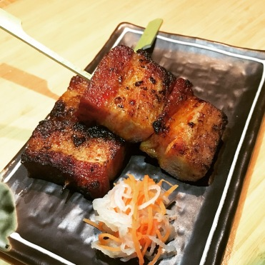 BUTA HARA   Berkshire pork belly, gochujang